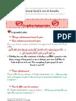 3 - Ramadan expliqué aux enfants
