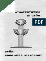 Győr 6000 m3-es víztorony