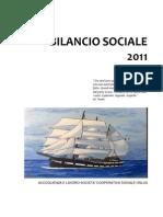 BilancioSociale 2011