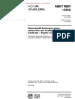 NBR 15358 - Redes de Distribuição Comercial e Industrial