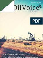 OilVoice Magazine | July 2012