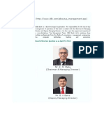 Study of Financial Services and Financial Management of IDBI Bank