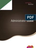 BioStar 1 1 Administrator Guide