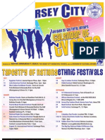 Jersey City Calendar of Events