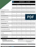 P90x2 workout calendar | print a workout calendar.