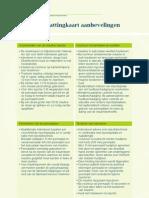 2008-09 richtlijn insuline
