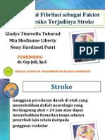 Atrial Fibrilasi Sebagai Faktor Resiko Terjadinya Stroke