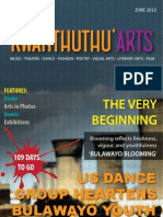 Kwanthuthu Arts Magazine June 2012