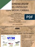 CEFE OntologyR7