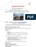 Entrenament Sant Pere Pescador