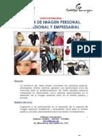 Experto Internacional Asesor de Imagen Personal