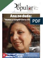 El Popular N° 191 - 20/7/2012
