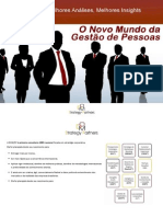 E-Book O Novo Mundo da Gestão de Pessoas DOM Strategy Partners 2012