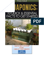 Aquaponics 10 Quick Essential Facts to Get Started