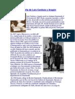 Biografía de Luis Cardoza y Aragón 333