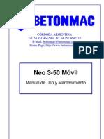 Neo 3-50 Móvil - Año 2006
