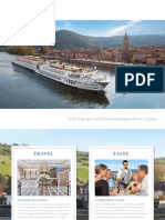 Europe and Russia Boutique River Cruises
