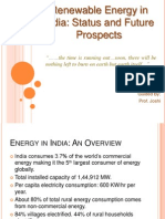 Renewable Energy PPT