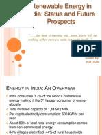 Renewable Energy PPT
