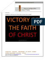 The Wealth of the Faith of Christ