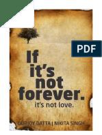 The Promise Novel By Nikita Singh Pdf