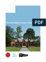 The Red Stables Summer School_leaflet