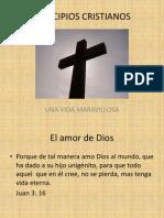 Principios Cristianos
