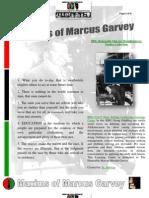 Maxims of Marcus Garvey