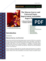 The Marcus Garvey and UNIA Papers Project a UCLA African Studies Center Projects Extracts