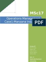 Report Manzana Renz