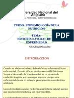 3. Historia Natural de La Enfermedad