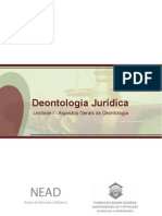 Deontologia Unidade 1 MD