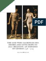 Exegesis of Genesis 2.4b-3:24