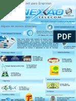 Portifolio Conexao - Alguns Clientes Corporativos