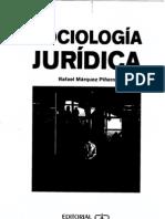 SOCIOLOGIA JURIDICA_ Marquez Piñero Rafael_Texto Básico