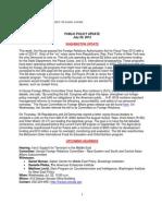 Public Policy Update 7-20-12