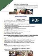 6 - Earth Institute Activities