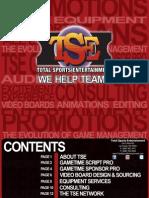 Tse Services Guide