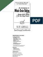 Wholegrain Baking