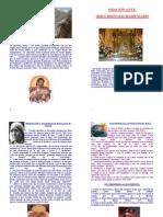 Oración ante Jesus Sacramentado
