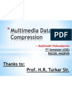Multimedia Compression ( Lossy Compression)