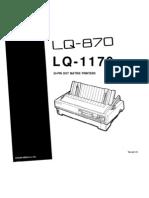 Lq870 (Www.printerservice.com.Br)