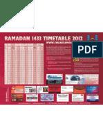 Swansea Ramadan 2012