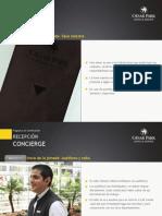 CP REC Concierge - Espanhol 2