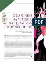 Coach Susana Azevedo na Revista Profissional & Negócios