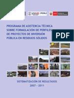 Proyecto de Inversion_residuos Solidos