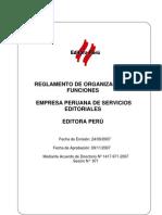 PLAN_154_Reglamento de Organización y Funciones_2008