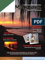 Revista de Informacion Turistica MANCORA Destino Turístico