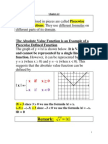 Summer 2012 Precalculus Section 2.3 Lecture Notes