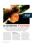 Le Syndrome D'Asperger - Revue Santé Canadienne Nov. 2011